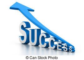 Graph clipart success  clip Success 800 Illustrations