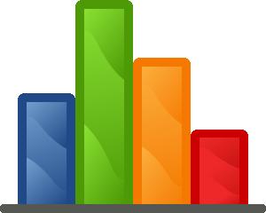 Graph clipart svg Bar vector Chart art Art
