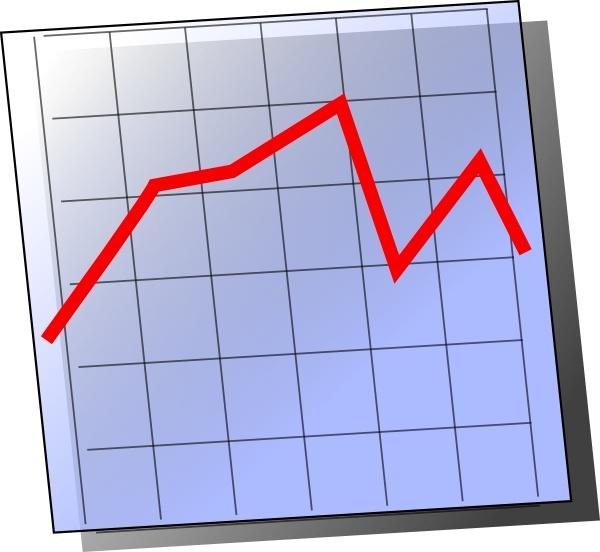 Graph clipart svg Art vector Chart Open clip