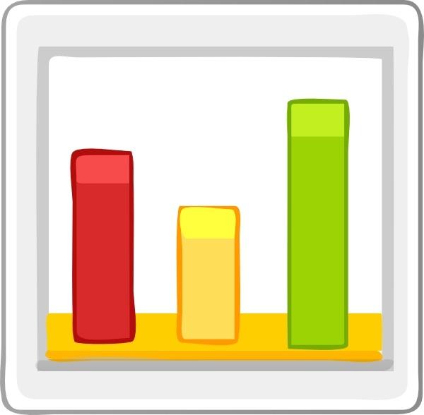Graph clipart svg Bar Open Chart drawing art