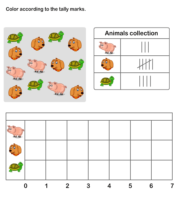 Graph clipart tally chart On ™ and Print Teaching