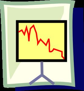 Graph clipart transparent Clker Art  Art Graph