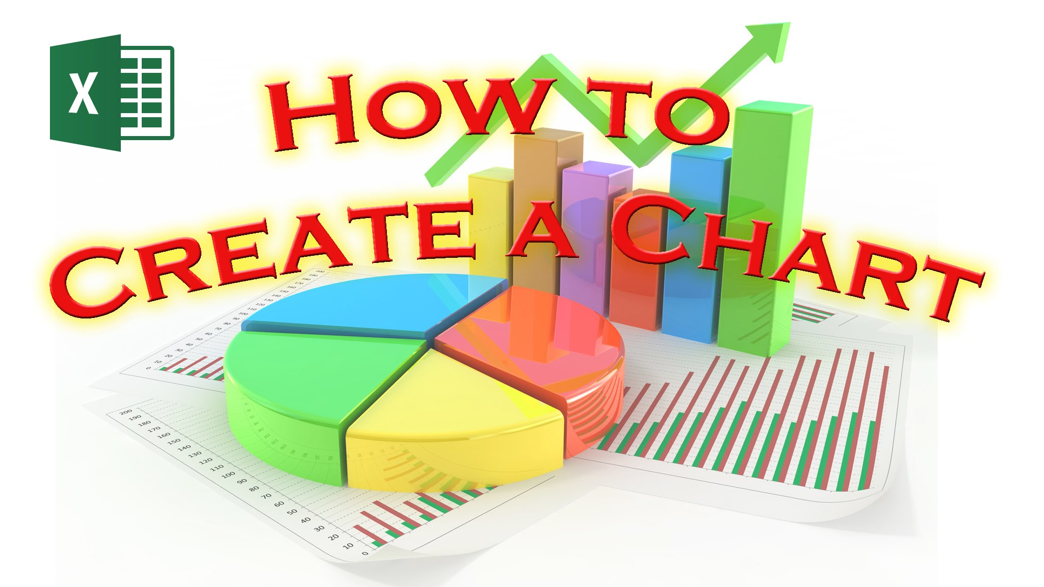 Graph clipart tutorial Create and Create Chart 2013