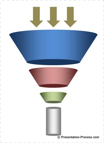 Graph clipart tutorial Tutorial Make A Funnel Diagram