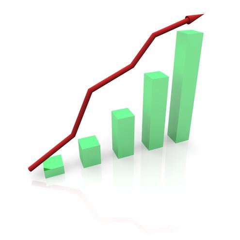 Graph clipart upward Upward clipart Clip Kid Clipart