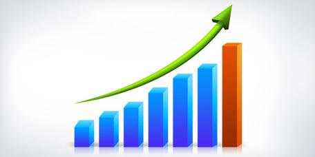 Business clipart graph Growth%20clipart Free Panda Clipart Clipart