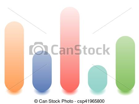 Graph clipart visualization Bar  random levels with