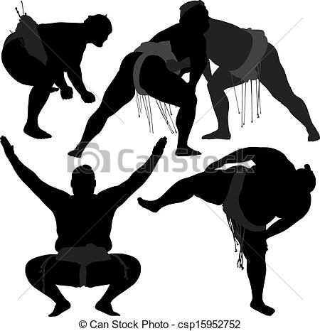 Grapple clipart Illustrations Barbulat1/12; hooks vector Wrestling