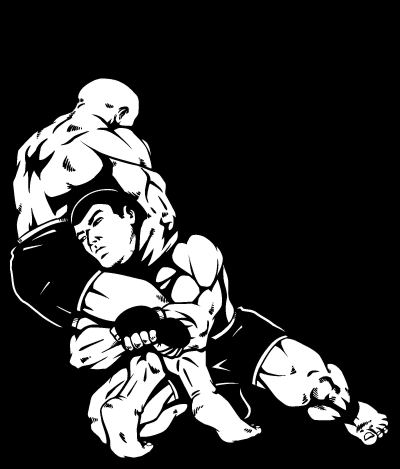 Grapple clipart Clipart Martial Download on Arts