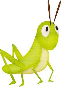 Bug clipart green grasshopper Png»  Фотках Art Art