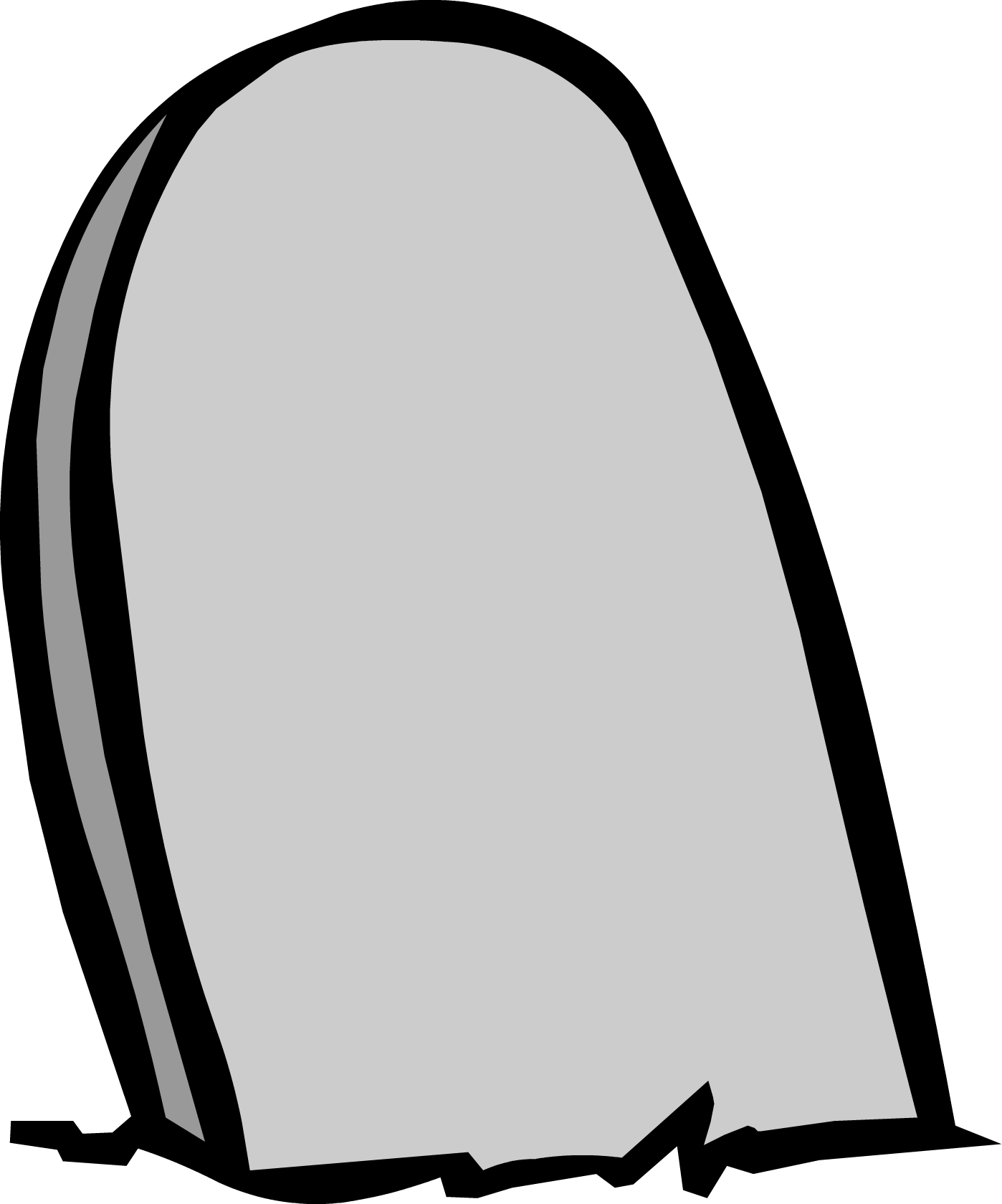 Grave clipart blank #5