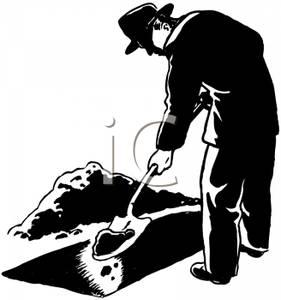 Grave clipart dead man Clipart digging Dead (20+) Bury