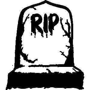 Grave clipart death Art on Death Free Art