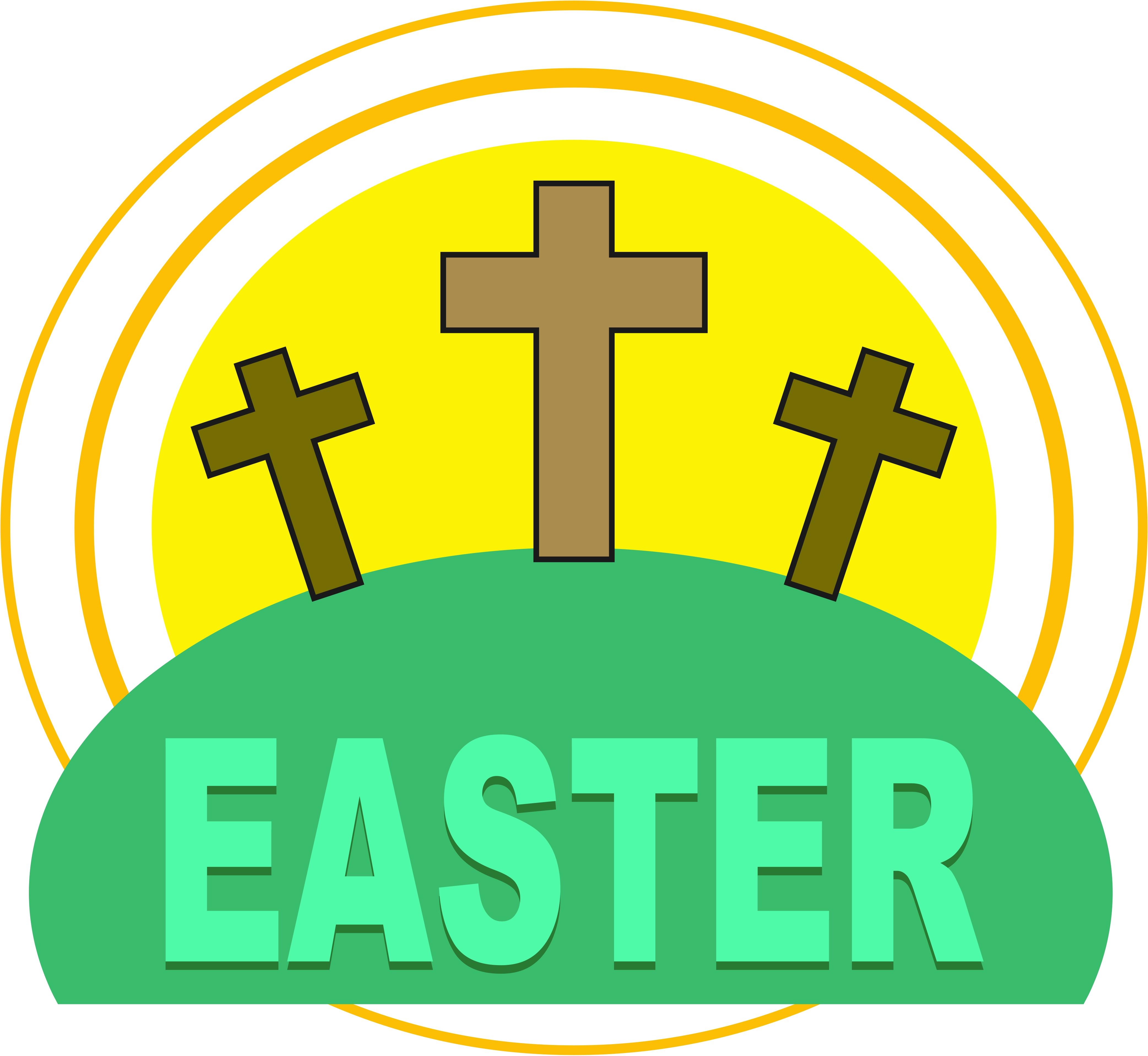 Grave clipart easter Art Church Online Download Clip