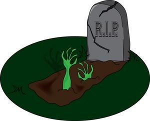 Grave clipart flower clipart #23178 clipart 4 Grave 4
