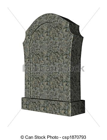 Grave clipart dracula Background Stock  white Illustration