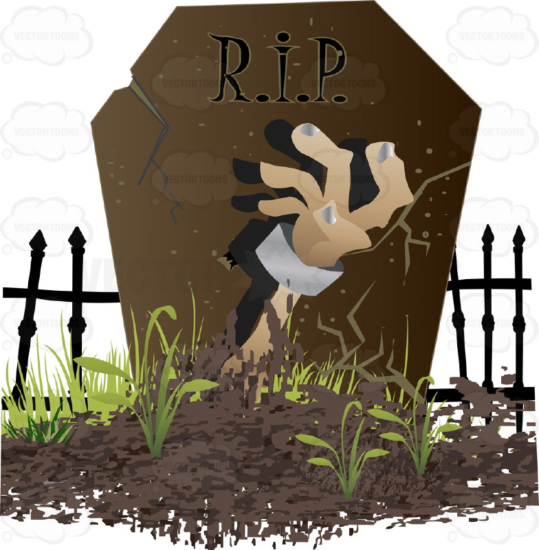 Grave clipart hand Undead I Dirt From Of
