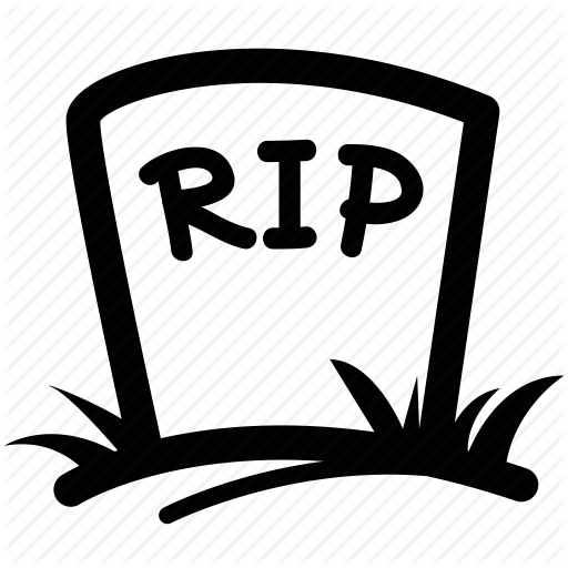 Cemetery clipart died Clipart #GraveIcon graveyard Headstone TV