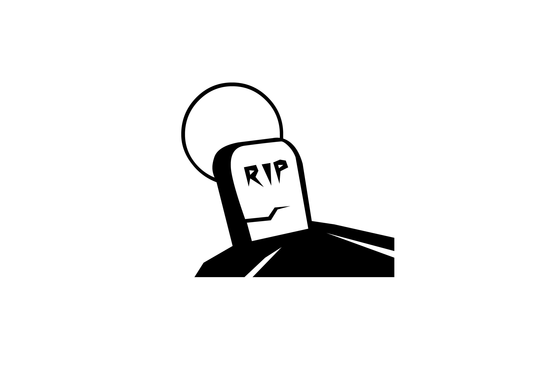 Grave clipart rip Grave of Image headstone CreepyHalloweenImages