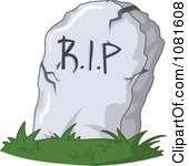Grave clipart rip Grave Marker Clipart cliparts Grave