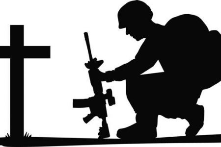 Grave clipart soldier And At Pinterest Soldier on
