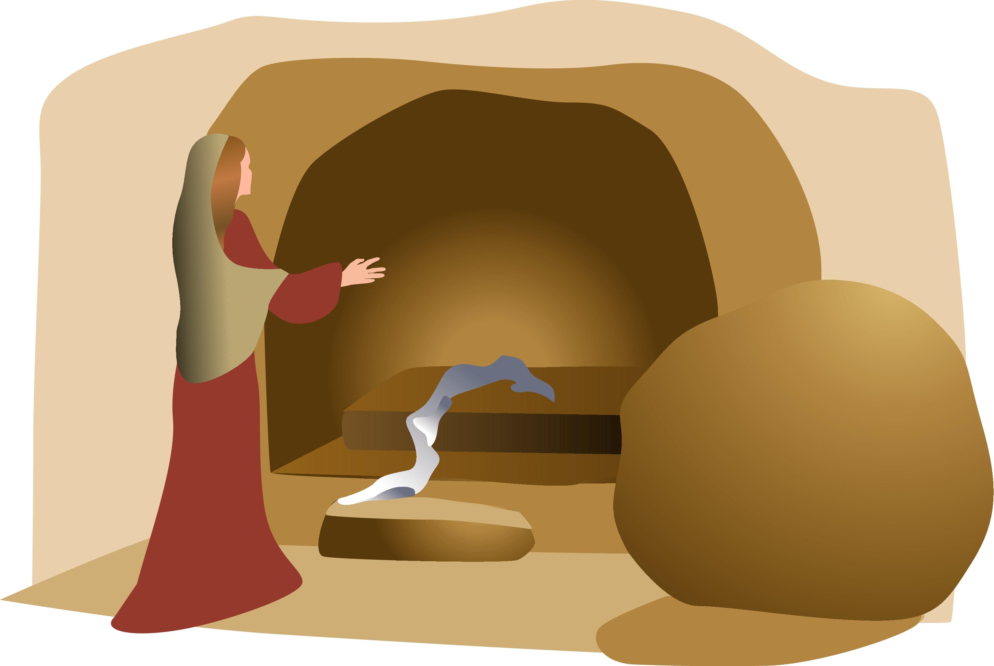 Cave clipart jesus tomb Pw Jesus Clip Easter Tomb
