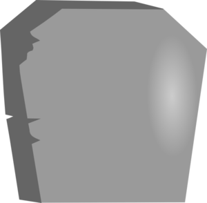 Coffin clipart blank Clip Art art at Tombstone