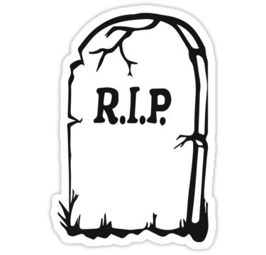 Dying clipart rip Free Free Art Art Download