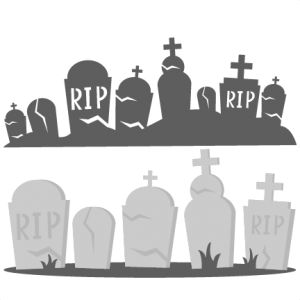 Tombstone clipart halloween tombstone Files files 139 cuts sombras