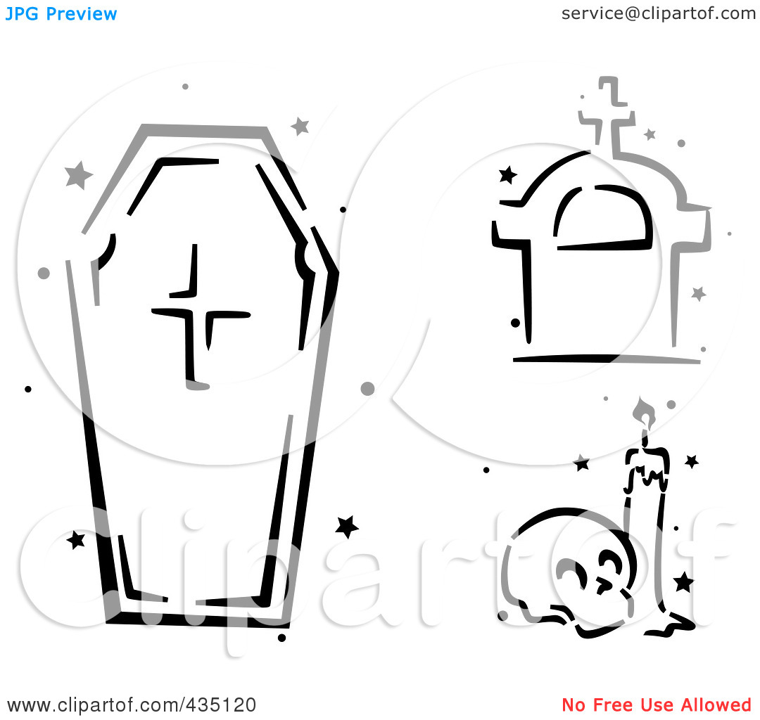 Coffin clipart graveyard Coffin Coffin cliparts Clipart Graveyard