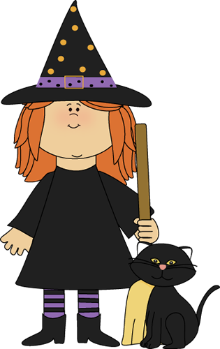 Witchcraft clipart cute witch Clip and Clip Witch Art