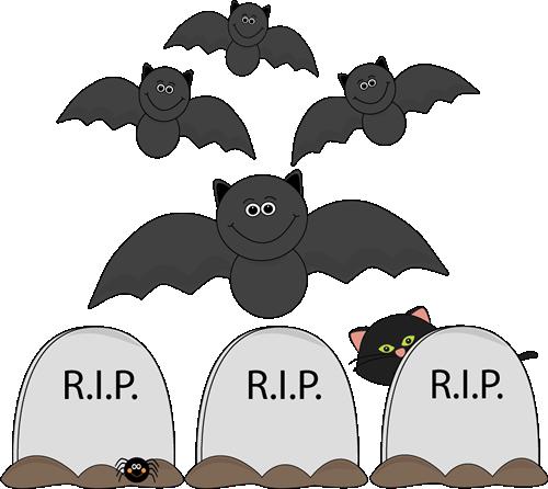 Bat clipart halloween scene Clip Halloween Scene Images Halloween