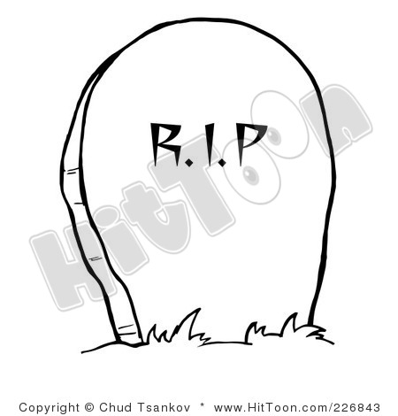 Cemetery clipart border Free Clipart Images Headstone Panda