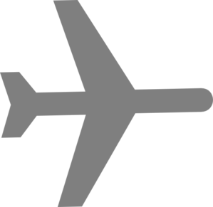 Airplane clipart side view Plane vector at royalty Art