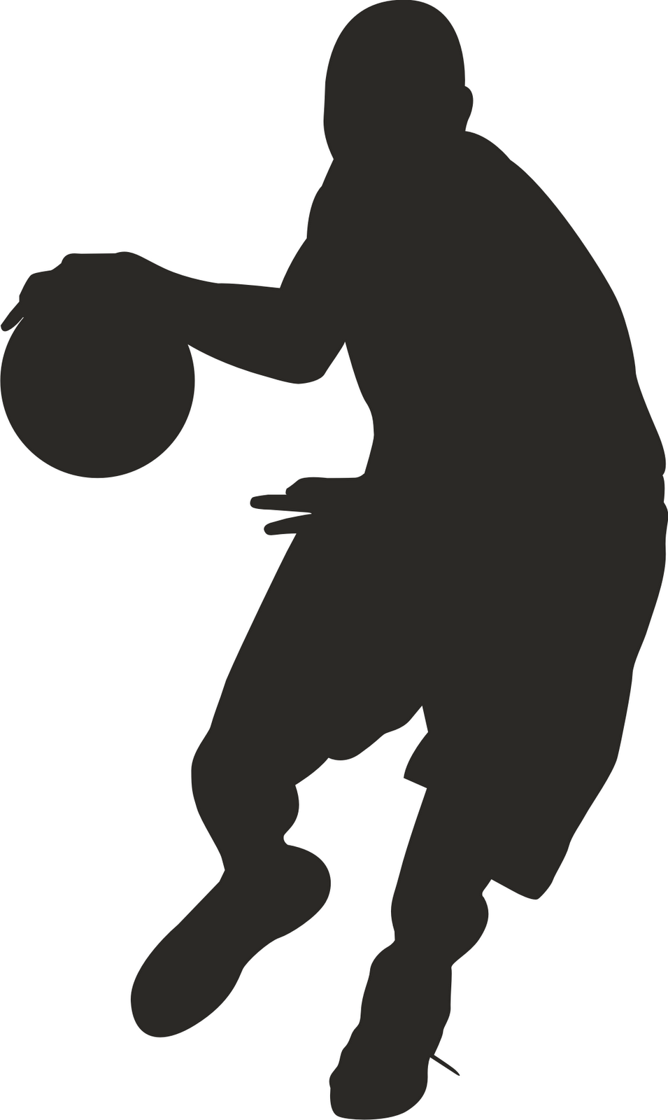 Crowd clipart basketball game Panda Basketball Clipart Clipart Images