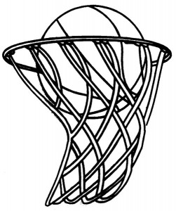 Basket clipart basketball net Black crossover%20clipart Free And Clipart