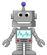 Toy clipart toy robot #6