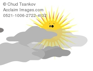 Clouds clipart yellow Gray Image In a Clouds