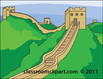 Great Wall Of China clipart Great china 2012 Classroom of
