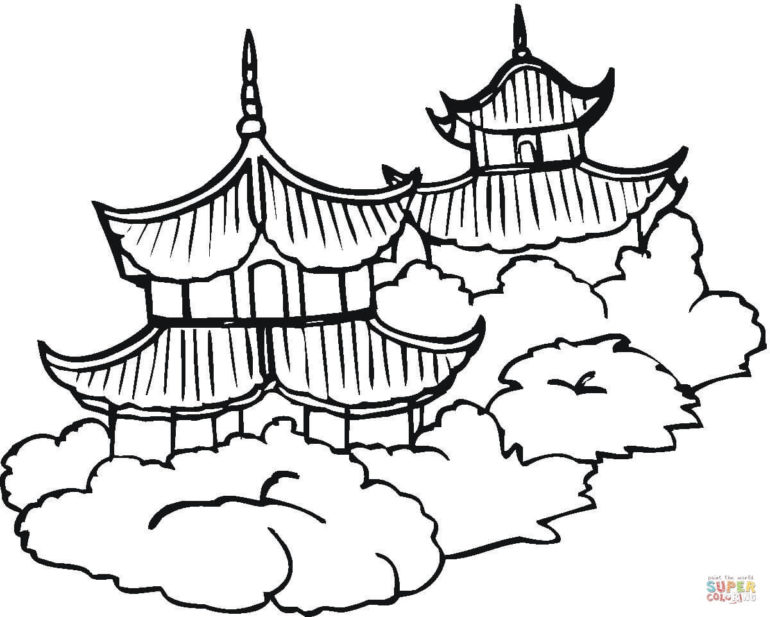 Great Wall Of China clipart Great Wall Of China Coloring Page Great Of Related Batch Wall