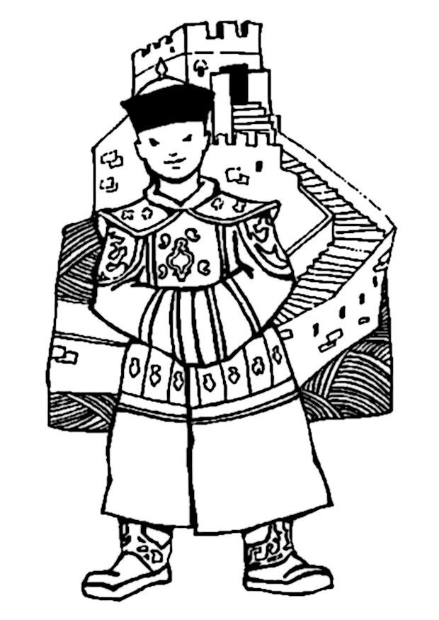 Great Wall Of China clipart Great Wall Of China Coloring Page Download Great China img page