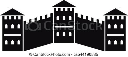 Great Wall Of China clipart The Great Wall Of China Drawing Steps Great style Wall  of