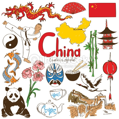 Great Wall Of China clipart The Great Wall Of China Drawing Steps China Search wall of Google