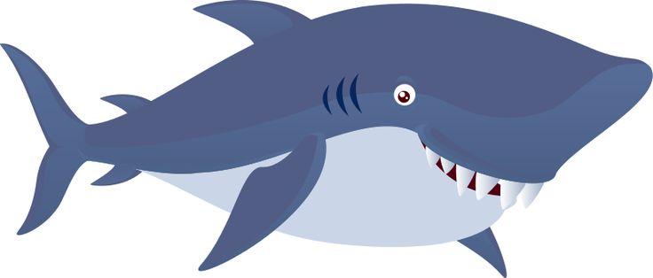 Fins clipart baby shark Free Free Shark Panda Images