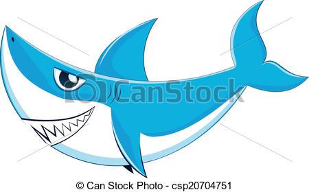 Shark clipart great white shark #4