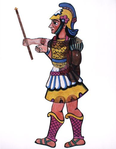 Greece clipart alexander the great Puppet Alexander Puppet 1960s Alexander