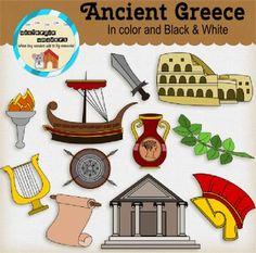 Greece clipart ancient city Ancient greece Social Greece Studies
