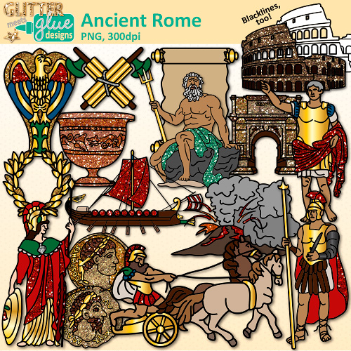 Cart clipart civilization Rome Teacher Clip Ancient clipart