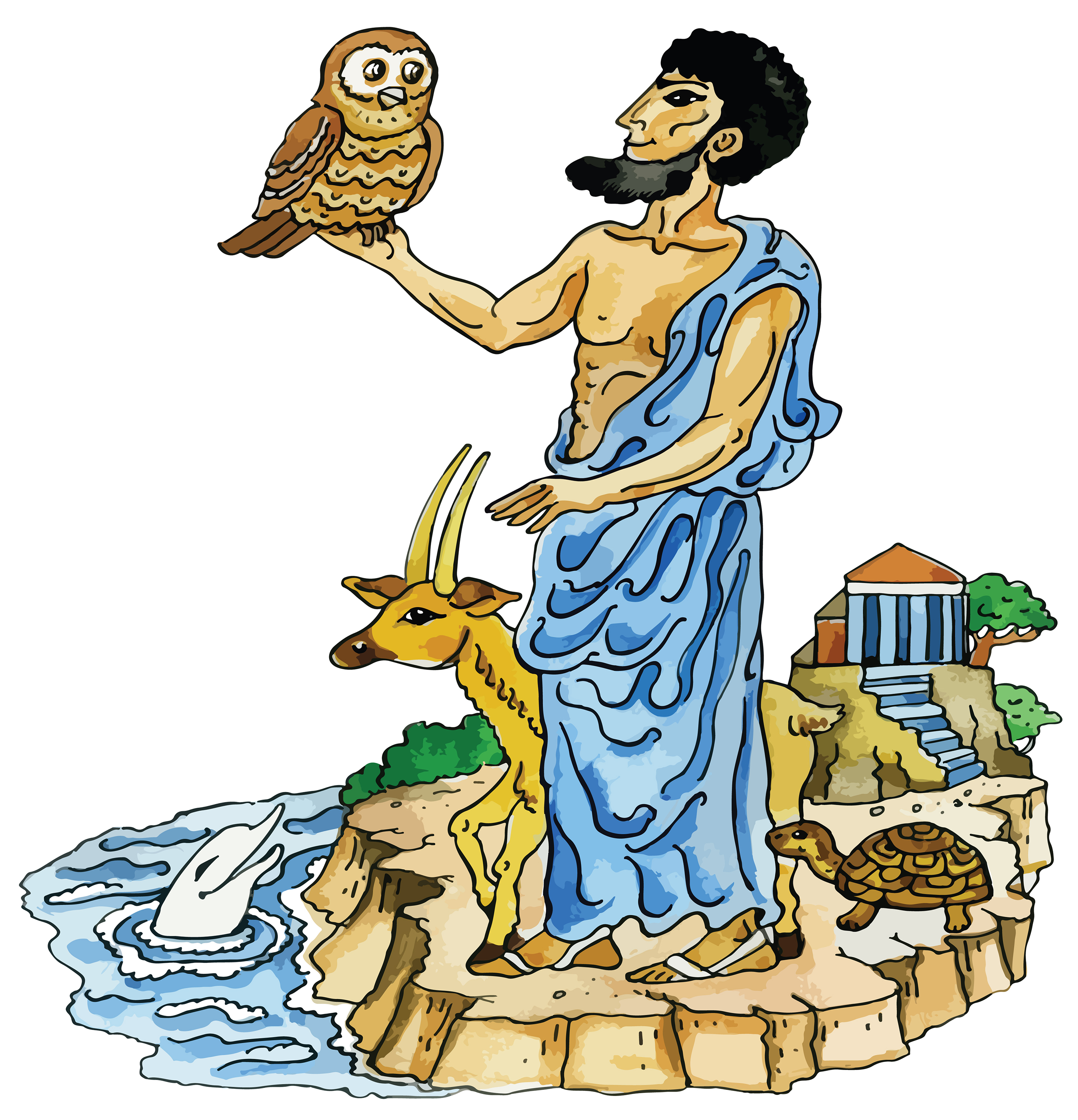 Greece clipart aristotle Aristotle Emotion How Know Cause