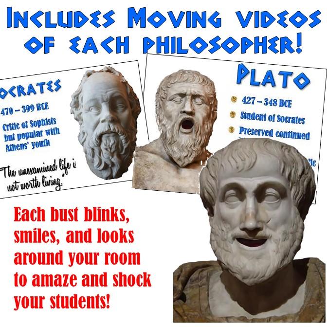 Philosophy clipart socrates Aristotle Ancient art and Portraits